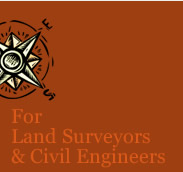 For Land Surveyors & Civil Engineers